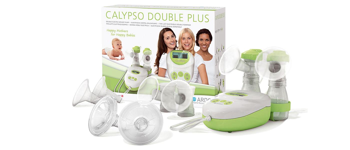 ARDO Calypso elektrische Milchpumpe